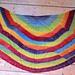 Kubistischer Regenbogen pattern