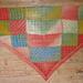 Blumige Felder pattern