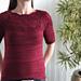 Flammentanz Sweater pattern