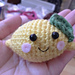 Lemon amigurumi. pattern
