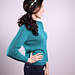 3000 Lace Sleeve Pullover pattern