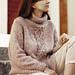 The Fisherman's Woman Sweater pattern