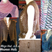 Mesmer Tunisian Veils pattern