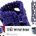 Tiki Wristbrace: Steampunk Style pattern