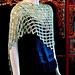 Aero Tunisian Filet Lace Wrap pattern