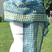 Wild Diamonds Wrap pattern