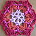 The Hexagon Project 2014, motif no 1 pattern