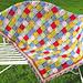 Pixie Squares Blanket pattern