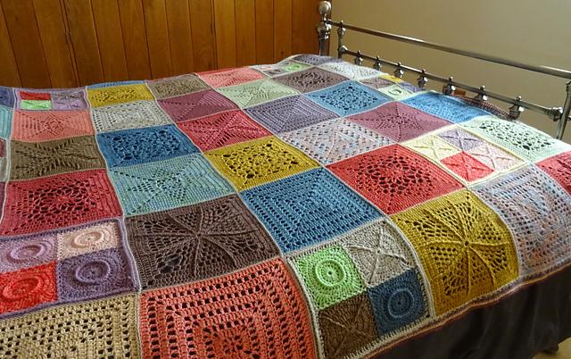 Down Memory Lane Blanket by Agrarian Artisan