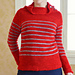Gathering Stripes - adult version pattern
