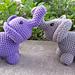 Trumpeting Elephant pattern