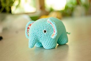 Little elephant amigurumi in 2020 | 214x320