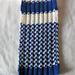 Fluted Rib Scarf pattern