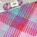 Color Pooling Baby Blanket pattern