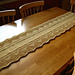 Scalloped Table Runner pattern