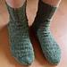 Swaledale Socks pattern