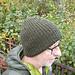 Warm Woolly Hat for Men pattern