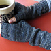 Simple Slouchy mitts pattern