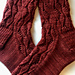 Moonflower Socks pattern