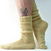 2 Socks at-a-Time, Toe-Up, Magic Loop pattern