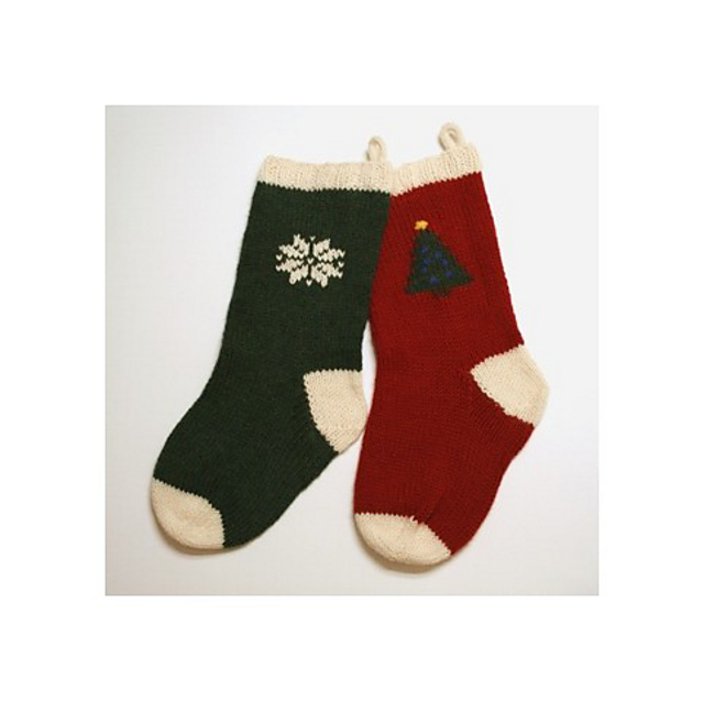 Knit Christmas Stockings.Learn To Knit A Christmas Stocking Pattern By Staci Perry