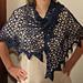 Starry Evening Shawl pattern