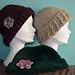 Ladies hat triptych pattern