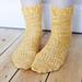 Spring Fling Socks pattern