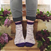 Magdalen Socks pattern