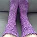 Fraxinus aka TTL Mystery Sock 2013 pattern