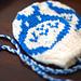 Mini Motif Baby Mittens pattern