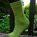Basic Adult Toe Up Sock pattern