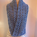 Orient Heights Infinity Scarf pattern