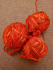 Ravelry: Skeinz Naked Skeinz MW Wool 10ply