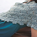 Corriente Shawl pattern