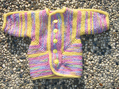 Baby Surprise Sweater