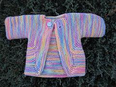 EZ Baby Surprise Jacket