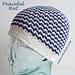 PEACEFUL Hat pattern