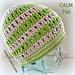 CALM Hat pattern
