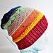 CRAZY Stripe Hat pattern