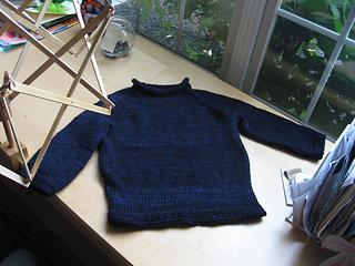 Jacob's sweater