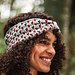 Polka Dot Ear Warmer pattern