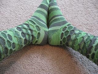 circle socks 005