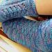 Red Dwarf Socks pattern