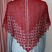 Lady Bertram Shawlette pattern