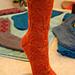 Bouquet Socks pattern