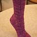 Victory Socks pattern