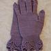 Bobble Gloves pattern