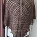 Tiffany Triangle Shawl pattern
