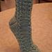 Rivulets Socks pattern